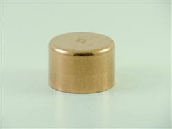 "2"" Copper Tube Cap"