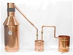 Copper Moonshine Still, 6 Gallon