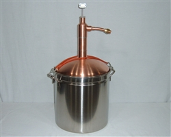 30 Quart Pot Still - No Condenser