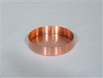 "3"" Copper Tube Cap"