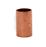 1 2 Copper Pipe Coupling with Stop