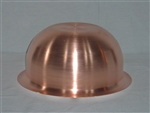 Copper Flanged Dome