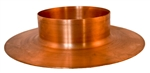 4 Copper Flange