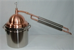 The McCoy Stovetop Copper Pot Still
