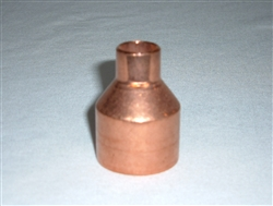 1 1 4 x 1 2 Copper Reducing Coupling