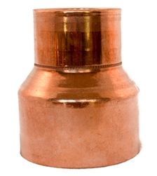 3 x 2 Copper Reducing Coupling