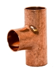 1 2 x 1 2 x 1 2 Copper Tee Fitting
