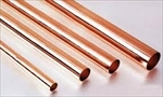 "Tube, 1/2"", Type M, Copper"