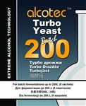 Alcotec Turbo Yeast 200